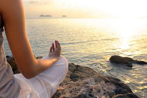 Yoga und Meditation Wochenende auf Borkum / Yoga in Leer