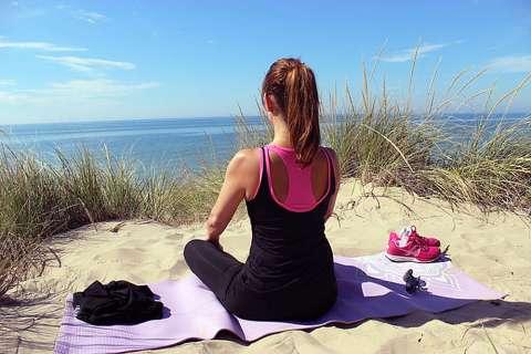 Yoga und Meditation Wochenende auf Norderney / Yoga in Leer