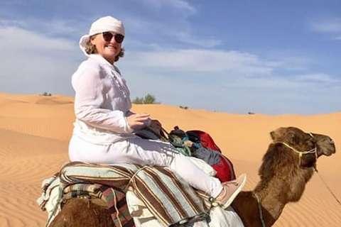 Yoga und Heilen in der Wüste / Theresias Yoga