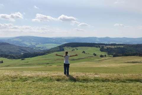 Yoga und Wellness in der Rhön / YOGAINA
